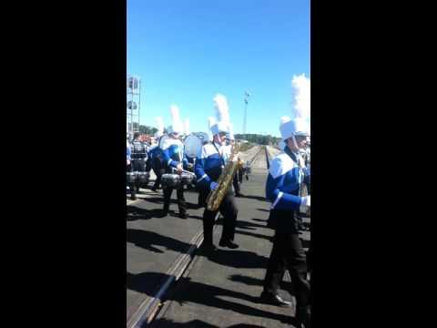 Bremen High School Marching Band of Bremen, GA