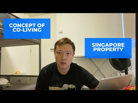 Co-Living Concept in Singapore rentals - COVID Circuit Breaker day 14 (Singapore)