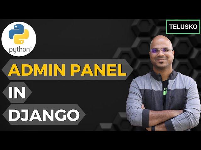 #19 Django tutorials   Admin Panel