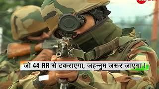 Desshit: Soldiers of Rashtriya Rifles gear up to take martyr Aurangzeb's revenge