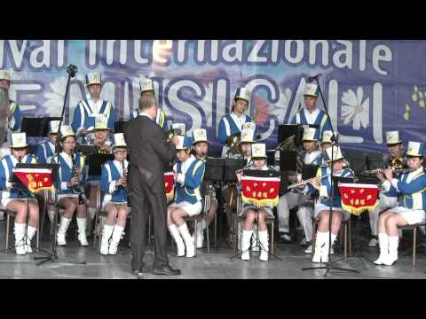Hou Kong Secondary School Marching Band MACAO - CINA - XIV FESTIVAL INTERNAZIONALE BANDE MUSICALI