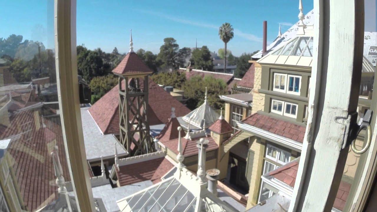 winchester mystery house san jose california oct youtube