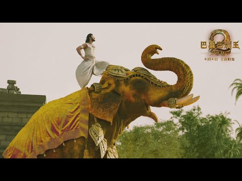 Baahubali 2 Will Be 1st Indian Film To Be Released In CHINA In IMAX 3D