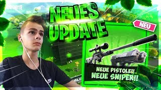 """schallgedämpfte Sniper immer noch OP! 🔥   1 Sieg = """"SALTO""""⚡️   Live: Fortnite 🔴"""