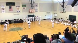 Testing for 3rd Degree Black Belts