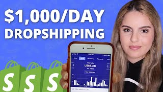 Easiest Way To Stąrt Dropshipping: Revealing My $1,000/Day Strategy