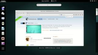 Tweaking A Better Debian 8 Gnome