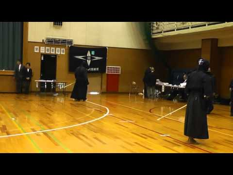 экзамен 1кю-3дан 18.11.2012 Itabashi-ku Kendo Federation AJKF, Tokyo