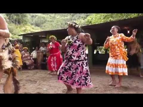 Tahuata, Marquesas - Dancing and Singing