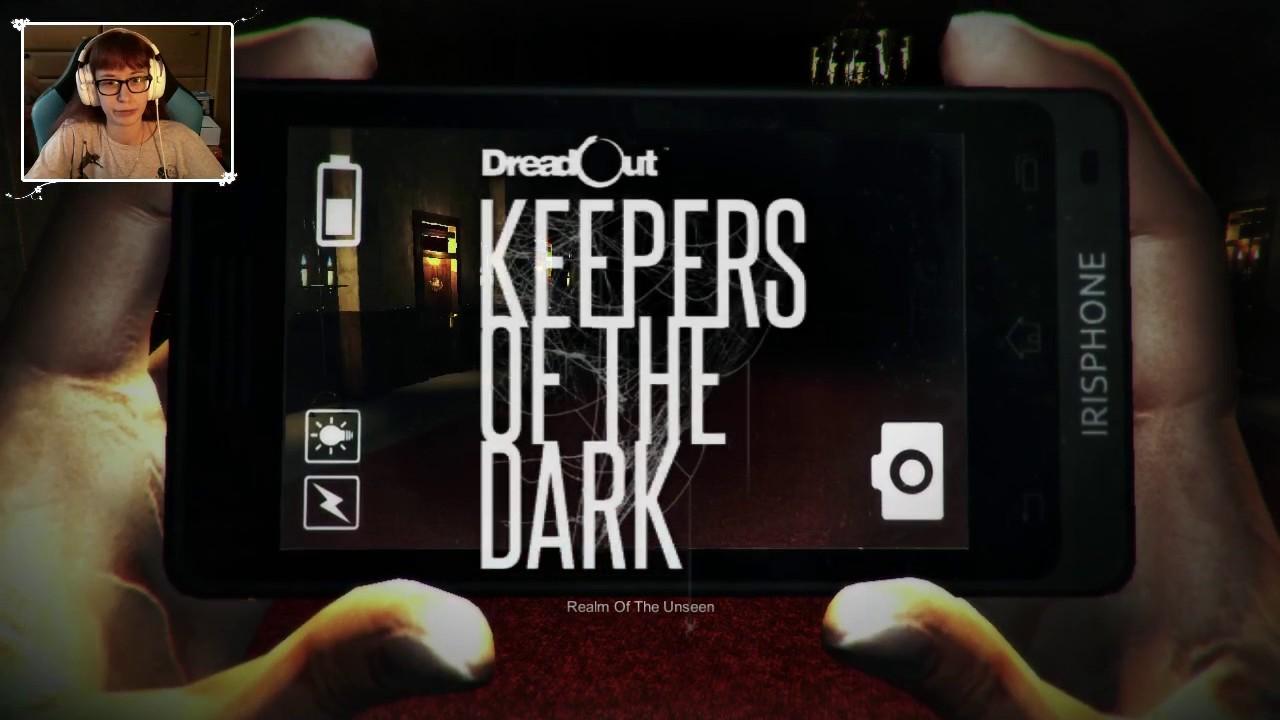 """[Archiwum] Live – DreadOut: Keepers of the Dark (1) – [1/2] – """"Mała śmiejąca dziewczynka"""""""