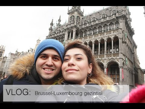 VLOG: Brussel - Luxembourg gəzintisi