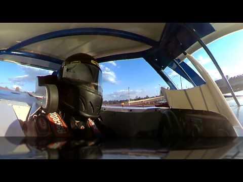 Tj Roush Motorsports 6/25/17 skyline speedway 360° Cam heat race sport mod