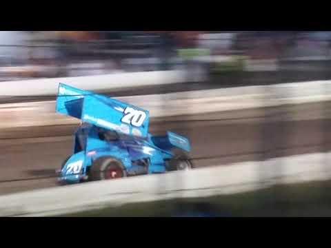 Allstar Sprint Feature @ Lebanon Valley Speedway on 7/14/19