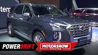 2020 Hyundai Palisade : Palace on wheels : 2018 LA Auto Show : PowerDrift