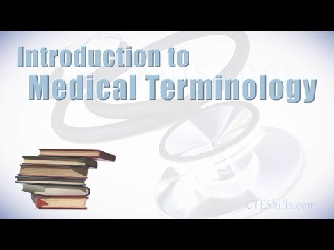 Understanding Medical Terminology