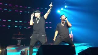Nicky Jam Hasta el Amanecer Feat Zion y Lennox en vivo desde Atlanta.