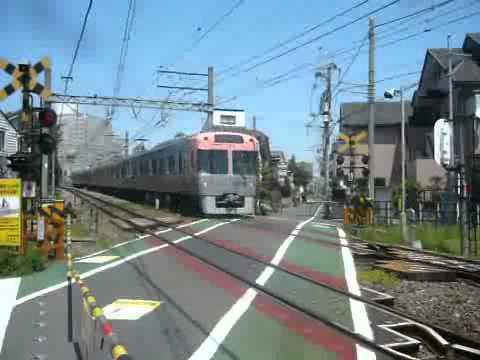 京王電鉄1000系5次車(サーモンピンク色) 普通 井の頭線