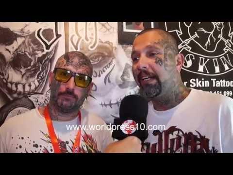Barcelona Tattoo Expo 2015