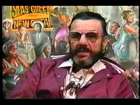 Johnny Otis - Rock and Roll Hall of Fame Induction Speech - 1994