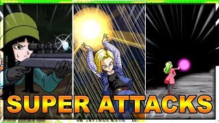 INSANE new Super attacks from THICC Waifus! | Dragon Ball Z Dokkan Battle