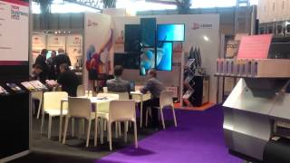 Dmi vision ltd - exhibition stand at sign and digital 2013
