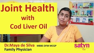 Satyn Health | Joint Health with Cod Liver Oil