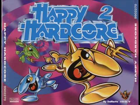 Happy Hardcore 2  Dyewitness - Masterplan
