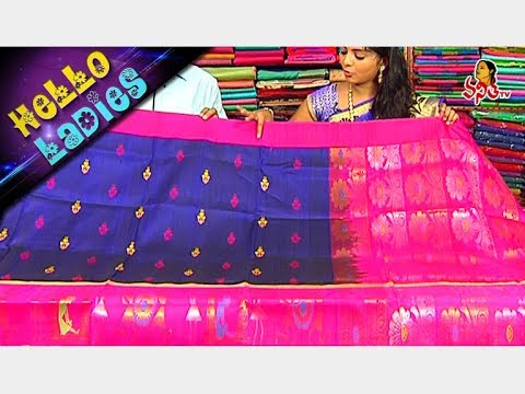 All Varieties Of Madurai Kota & South Cotton Sarees || Hello Ladies || Vanitha TV