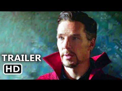 THOR RAGNAROK Doctor Strange Official Trailer (2017) Thor 3, Marvel Movie HD