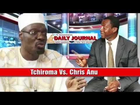 CAMEROON JOURNAL  VS CHIROMA