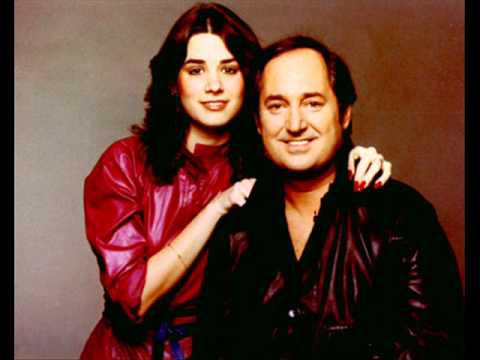 Photo of Neil Diamond & his  Daughter  Dara Sedaka