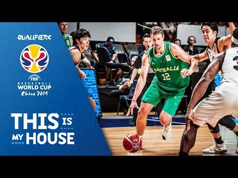 Australia def. Japan, 82-58 (HIGHLIGHTS) November 27 | FIBA World Cup Asian Qualifiers