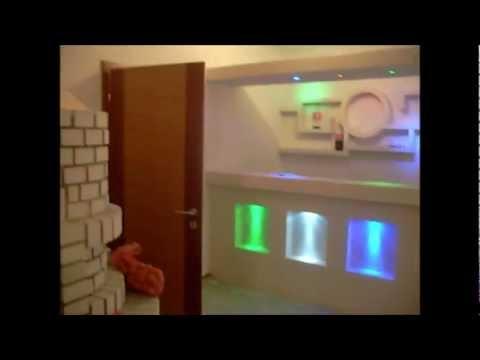 rigips knauf drywall design 20 youtube. Black Bedroom Furniture Sets. Home Design Ideas