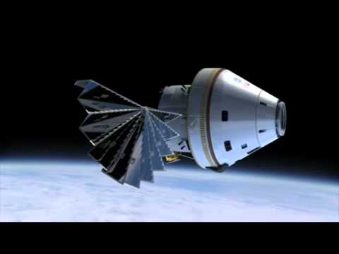 First Orion Capsule Delivered - for Upcoming Orbital Test Flight | NASA Constellation Video