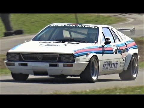 Lancia Beta Montecarlo || Supercharged Classic Monster