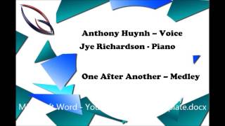 Anthony Huynh, Jye Richardson - One After Another - Medley - Keilor Downs College Music