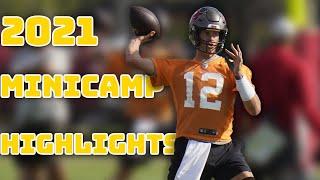 2021 MiniCamp Highlights: Tom Brady, Matthew Stafford, Joe Burrow & More!