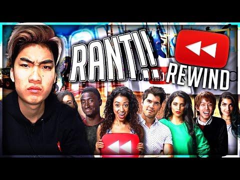 The YouTube Rewind 2016 RANT!!! (NOT FAIR)