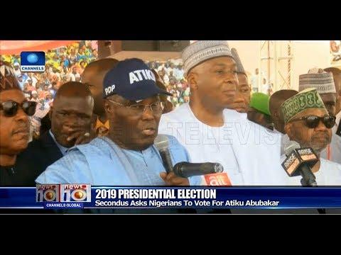 Atiku Takes Presidential Campaign To Kaduna