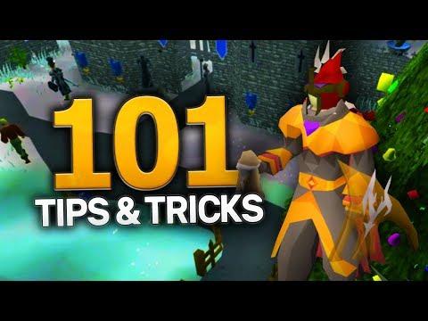 101 Tips & Tricks for OSRS