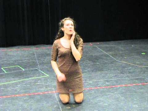 """Gallop Apace"" Improv (April 2012)"