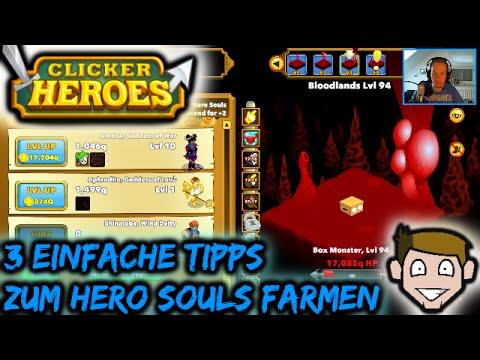 Clicker heroes reset ascension tipps und tricks german deutsch