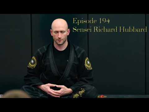 Episode 194 - Sensei Richard Hubbard - Martial Arts Podcast Interview Radio Show