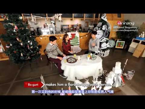 [中字]141225 Showbiz Korea Ep992 CHRISTMAS SPECIAL 朴寶劍 IN 2014