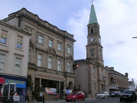 Places to see in ( Airdrie - UK )