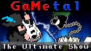 The Ultimate Show [Super Dimentio] (Super Paper Mario) - GaMetal