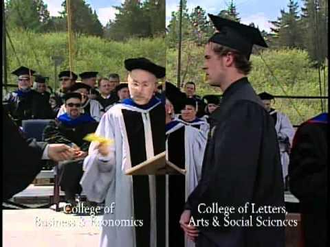 CLASS - 2011 University of Idaho Commencement
