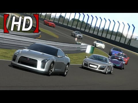 Gran Turismo 6 'Gameplay Trailer' Official Teaser 【HD】