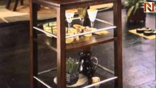 Serving Cart - American Drew, Tribecca Collection 912-938