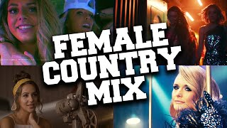 Female Country Songs with Lyrics 2020 👒 Most Popular Female Country Music Mix 2020
